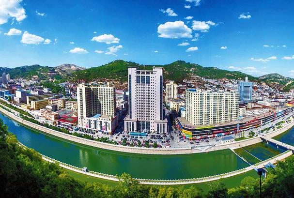 延安市志丹县成功创建全国文明城市